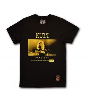 Koszulka Kult - Madryt czarna