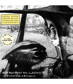 Strachy Na Lachy - Dodekafonia [2LP][NOWA EDYCJA] LIM. ED. CLEAR VINYL NAKŁAD: 450 SZT. (PREORDER)