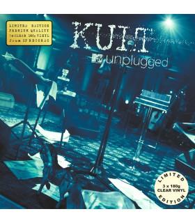 Kult MTV Unplugged [3LP] [NOWA EDYCJA] LIM. ED. CLEAR VINYL NAKŁAD: 850 SZT.