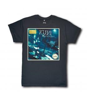 Koszulka KULT MTV UNPLUGGED (Clear Vinyl Edition) grafitowa