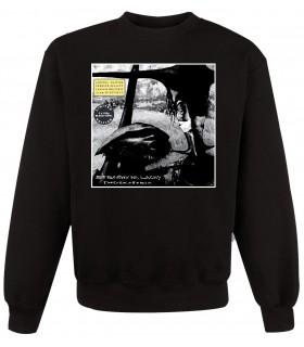 Bluza STRACHY NA LACHY - DODEKAFONIA (Black Vinyl Edition) czarna