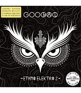 Gooral - Ethno Elektro 2 [2LP] lim. ed. Special White Vinyl Nakład: 355 szt.