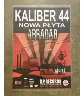 PLAKAT: Abradab - Czerwony album [2004]