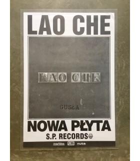 PLAKAT: Lao Che - Gusła [2002]