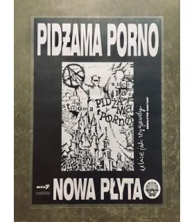 Plakat: Pidżama Porno - Ulice jak stygmaty - absolutne rarytasy [1999]