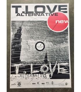 PLAKAT: T.Love Alternative - Częstochowa 19821985 [1995]
