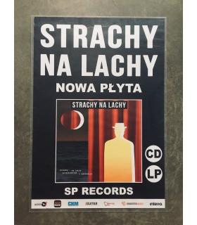 PLAKAT: Strachy na Lachy - Przechodzień o wschodzie [2017]