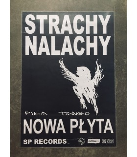 PLAKAT: Strachy na Lachy - Piła Tango [2005]