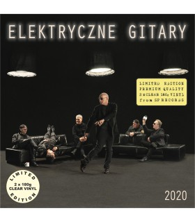 Elektryczne Gitary - 2020 [2LP] lim. ed. Clear Vinyl Nakład: 400 szt. (PREORDER)