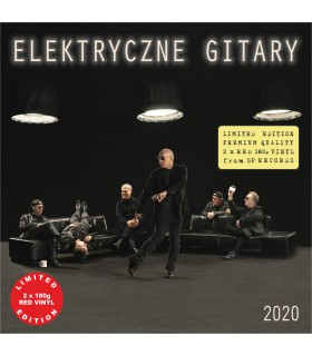 Elektryczne Gitary - 2020 [2LP] lim. ed. Red Vinyl Nakład: 400 szt.