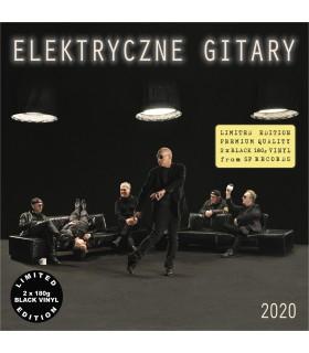 Elektryczne Gitary - 2020 [2LP] lim. ed. Black Vinyl Nakład: 400 szt. (PREORDER)