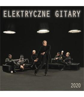 Elektryczne Gitary - 2020 [CD]