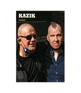 Kazik - Zaraza [Kaseta MC]