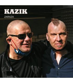 Kazik - Zaraza [CD] (PREORDER Z AUTOGRAFAMI)