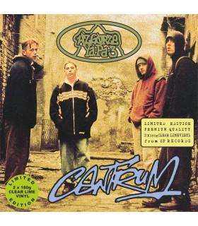 WZGÓRZE YA-PA-3 - Centrum [2LP] lim. ed. clear lime Vinyl Nakład: 525 szt.