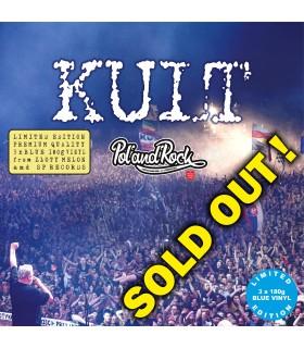 Kult Live Pol'And'Rock Festival 2019 LIM. ED. CLEAR BLUE VINYL NAKŁAD: 590 SZT. (PREORDER)