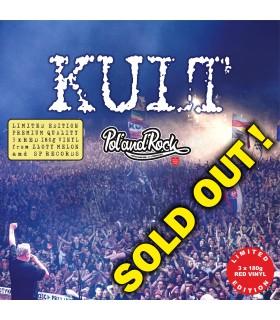 Kult Live Pol'And'Rock Festival 2019 LIM. ED. CLEAR RED VINYL NAKŁAD: 590 SZT. (PREORDER)