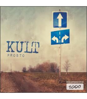 Kult - Prosto [singiel CD]