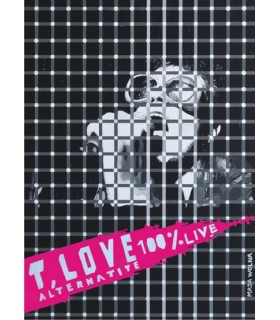 T.Love Alternative - 100% Live [DVD]
