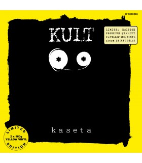 Kult - KASETA [2LP] LIM. ED. Yellow Vinyl