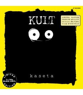 Kult - KASETA [2LP] LIM. ED. Black Vinyl