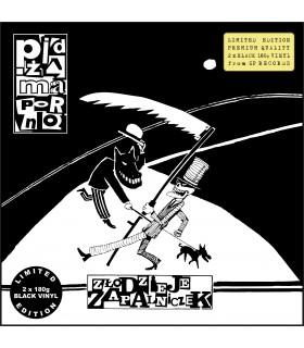 PIDŻAMA PORNO - ZŁODZIEJE ZAPALNICZEK  [2LP] LIM. ED. Black Vinyl (PREORDER DO DNIA: 08.04.2021)