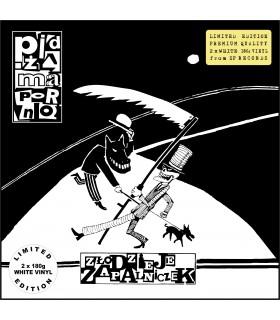 PIDŻAMA PORNO - ZŁODZIEJE ZAPALNICZEK  [2LP] LIM. ED. White Vinyl (PREORDER DO DNIA: 08.04.2021)