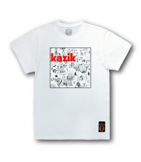 Koszulka KNŻ - Na żywo ale w studio biała
