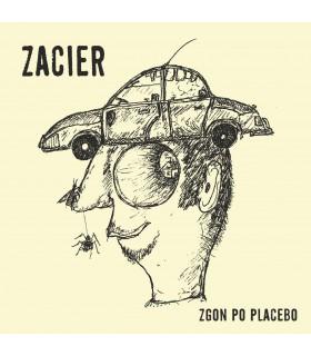 ZACIER - Zgon po placebo [CD] (PREORDER Z AUTOGRAFAMI)