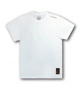 Koszulka SP RECORDS biała (Krój: lekko dopasowany)
