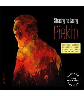 (Preorder z autografami) Strachy na Lachy - Piekło [1LP] LIM. ED. Black Vinyl (PREORDER)