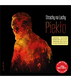 (Preorder z autografami) Strachy na Lachy - Piekło [1LP] LIM. ED. Clear Red Vinyl (PREORDER)