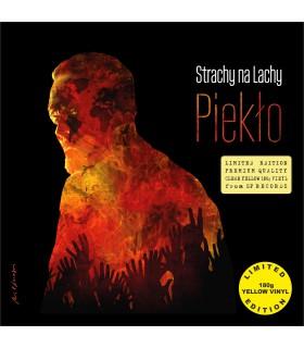 (Preorder z autografami) Strachy na Lachy - Piekło [1LP] LIM. ED. Clear Yellow Vinyl (PREORDER)