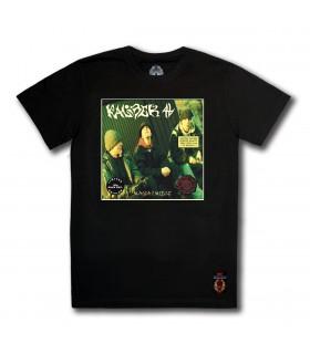 Koszulka KALIBER 44 - Magia i Miecz (Black Vinyl Edition) czarna (PREORDER)
