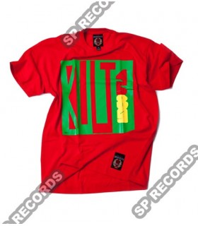 Koszulka KULT - 45-89 czerwona
