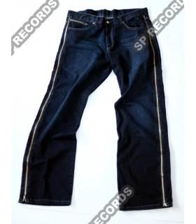 Spodnie Jeansowe SP długie ciemne