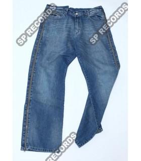 Spodnie Jeansowe SP długie jasne