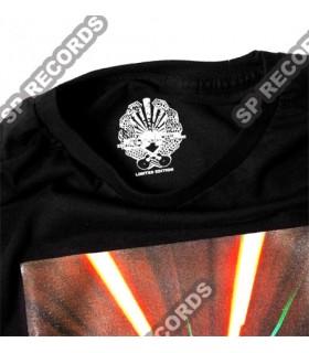 Damska koszulka KULT - Prosto czarna
