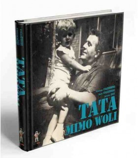 Książka Tata mimo woli + CD Staszek