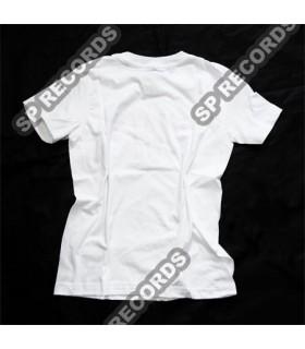 Dziecięca Koszulka KULT - Kult JUNIOR biała