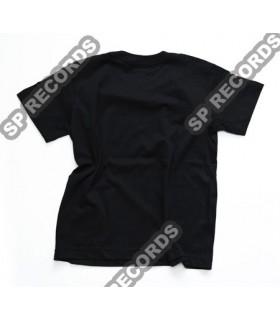 Dziecięca Koszulka KULT - Kult JUNIOR czarna