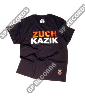 Koszulka Zuch Kazik - Zakażone piosenki Czarna