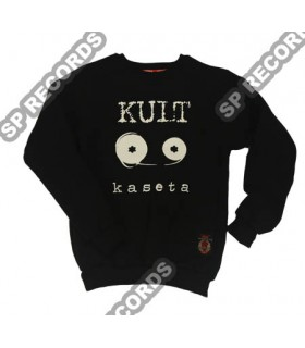 Bluza KULT - Kaseta Large Czarna