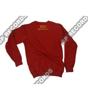 Bluza - KULT - Spokojnie Czerwona