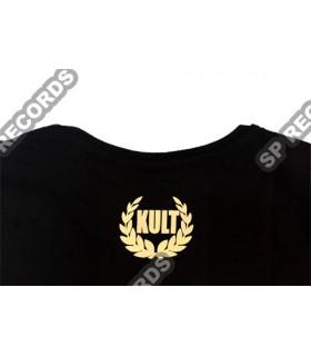 Damska koszulka Kult - Wstyd czarna