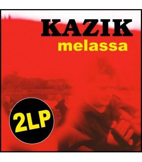 Kazik - Melassa [2LP] Edycja limitowana. Nakład: 1400 szt.