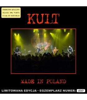 Kult - Made in Poland [1LP] Edycja limitowana. Nakład: 1600 szt.